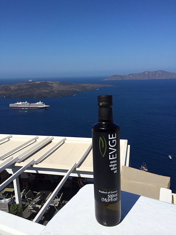 16 photo album santorini olive oil