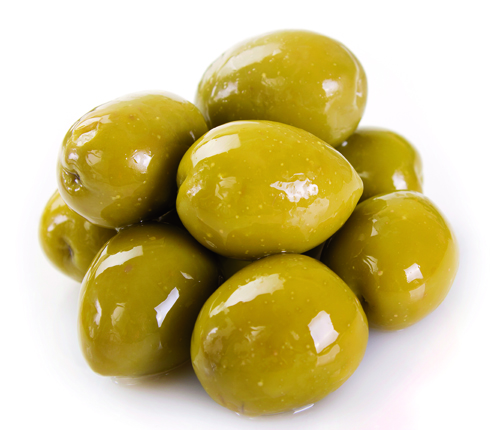 Chalkidikis olives whole